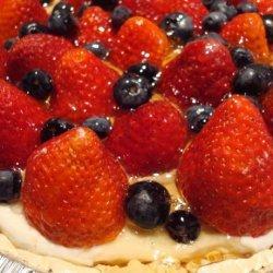 Mixed Berry Meringue Pie