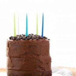 Vegan Chocolate Cake & Chocolate Frosting