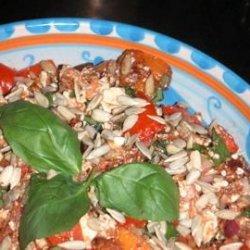Roast Pumpkin & Feta Salad