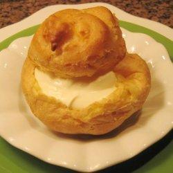 Low Carb Bavarian Cream..or ( Cream Puff Filling)