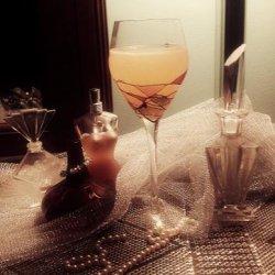 Sparkling Meyer Lemon Cocktail