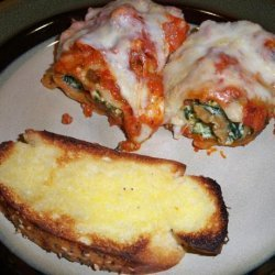 Lady Di's Lasagna Roll-Ups