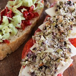 Antipasto Sandwich