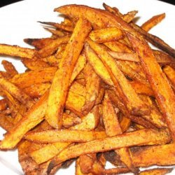 Oven Roasted Sweet Potato Fries