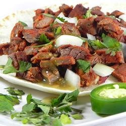 Arrachera (Skirt Steak Taco Filling) recipe