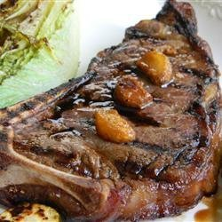 Garlic Steak with Garlic recipe