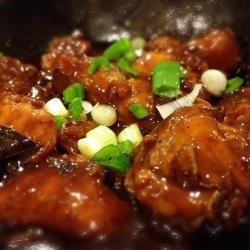 Cherry Cola Chicken