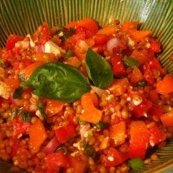 Hearty Mediterranean Salad recipe