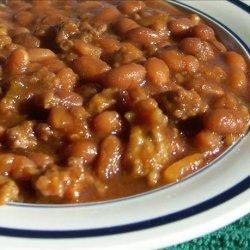 Marsha's Special Baked Beans recipe