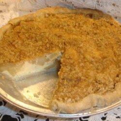 Apple-Buttermilk Custard Pie
