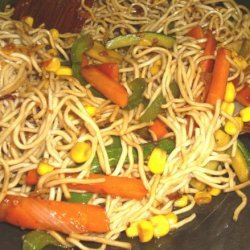 Five Happiness Fried Noodles