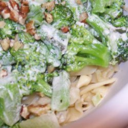 Broccoli Pasta Sauce
