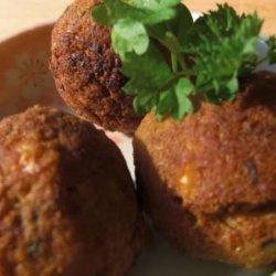 Falafel Croquettes