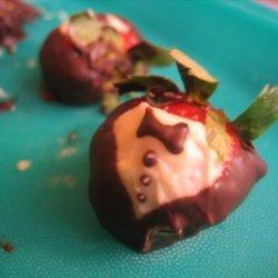 Chocolate Covered Tuxedo Strawberries