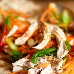 Tasty Turkey Wrap