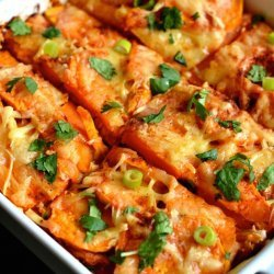 Mexican Chicken With Potatoes