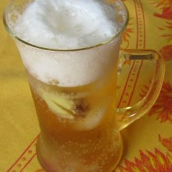 Ginger Beer Fizz recipe