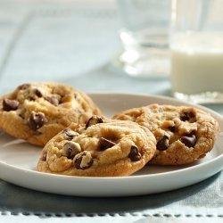 Rich chocolate chip cookies