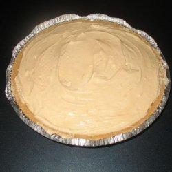 Low Cal/Fat Peanut Butter Pie