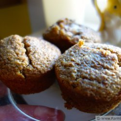Refrigerator Bran Muffins recipe