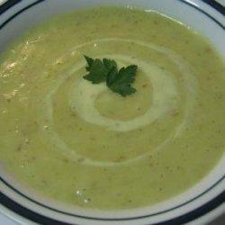 Veg or Vegan Potato Leek Soup
