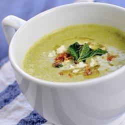 Springtime Pea Soup
