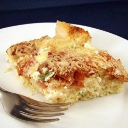 Bacon Cheese Breakfast Casserole