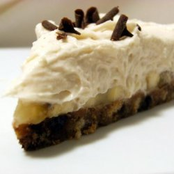No-Bake White Chocolate Pie