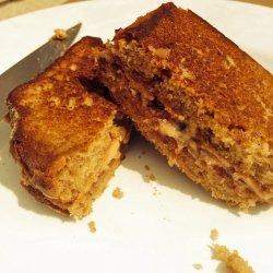 Banana Bread Pie