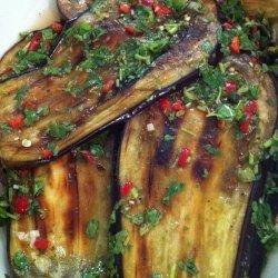 Middle Eastern Eggplant