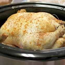 Crockpot Chicken and Vegetables