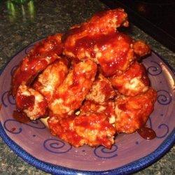 Kfc Fried Chicken Honey BBQ Wings