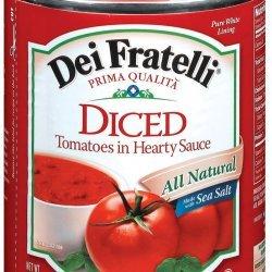 Diced Tomato Sauce