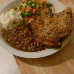 Kentucky Kernel Oven Baked Pork Chops