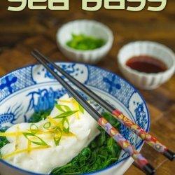 Hong Kong-Style Sea Bass