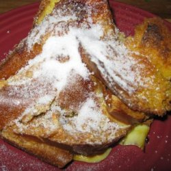 Stuffed and Baked French Toast