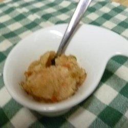Sweet Tomato Sorbet