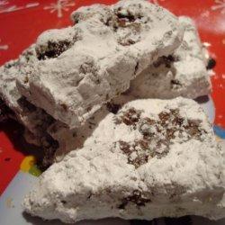 Marshmallow Fudge Cookies