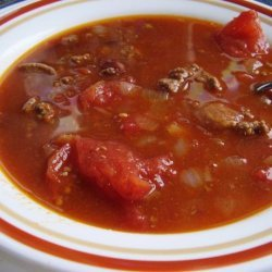 Miss Kitty's Chili Con Carne