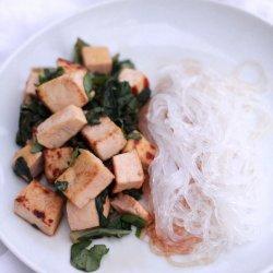 Spicy Tofu Stir-Fry