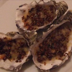 Oysters Outback recipe