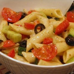 Pasta Salad for a Picnic