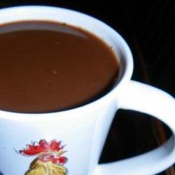 Hazel-Cocoa Prepared Coffee recipe