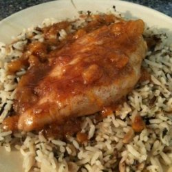Cinnamon Orange Chicken recipe