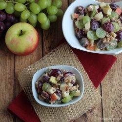 Greek Yogurt, Nuts, & Fruit
