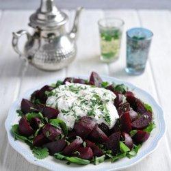 Moroccan Beetroot Salad