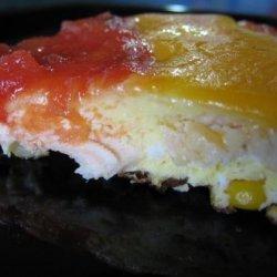 Chicken Frittata - Southwestern