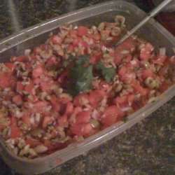Olive Salsa - if You Love Tangy...