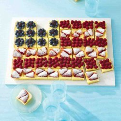 Fruited-Cheesecake Flag
