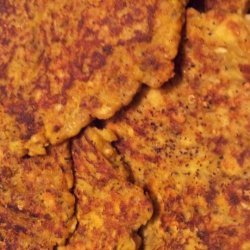 Louisiana Mashed Eggplant Patties